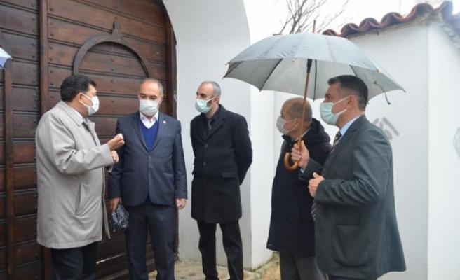 İl Müdürü Bozçelik Roman Vatandaşlarımızın Yoğun Yaşadığı Mahallelerde İncelemelerde Bulundu