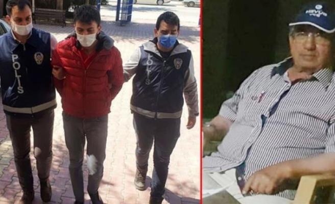 Kan Donduran Gerçeği Tırnaklarındaki Doku Ele Verdi! Yaşlı Adamın Katili, Torunu Çıktı