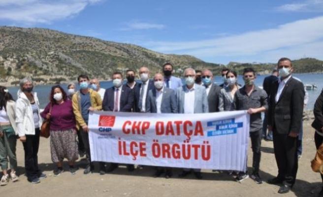 Kargı Koyu'nda İnceleme Yapan CHP'li Öztunç: Halkın Gücü Karşısında Hiçbir Şey Duramaz