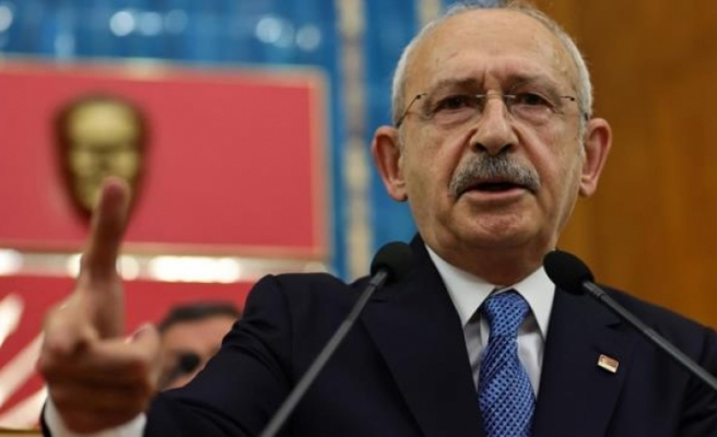 Kemal Kılıçdaroğlu ve 7 Vekilin Dokunulmazlıklarının Kaldırılmasına İlişkin Fezleke Meclis'e Sunuldu