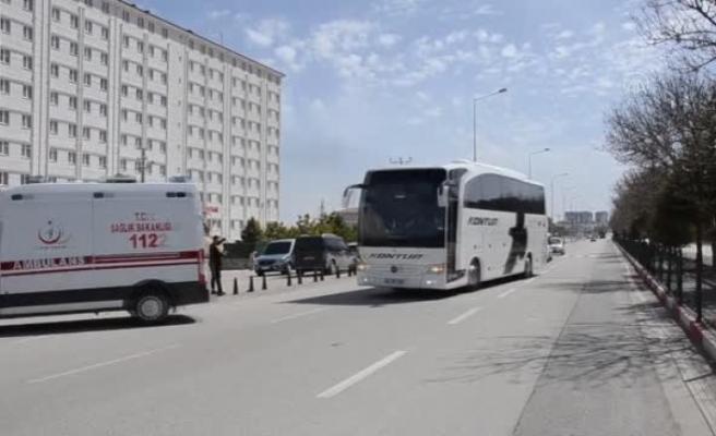Kovid-19'lu Şahıs Bodrum'dan Kahramanmaraş'a Giden Otobüse Bindi: 48 Kişi Karantinada