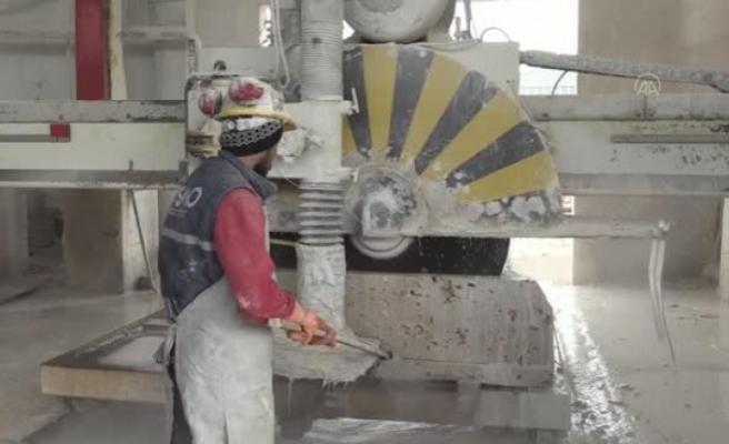 Mermer Madeni İşleten Şirket Mermer Atığından Elde Ettiği Kalsiyumla Sıvı Gübre Üretti