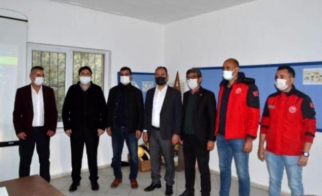 Milas'ta Kırsal Mahallelerde Eğitim Kursları Başladı