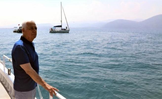 Muğla Büyükşehir Belediye Başkanı Osman Gürün Turizm Haftası'nı Kutladı