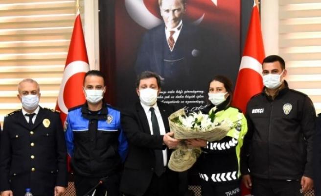 Muğla'da Türk Polis Teşkilatı'nın 176. Yılı Kutlanıyor