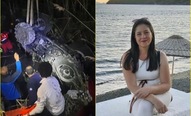 Ortaca'nın Akıncı Mahallesinde Kanala Devrilen Traktörün Sürücüsü Hayatını Kaybetti