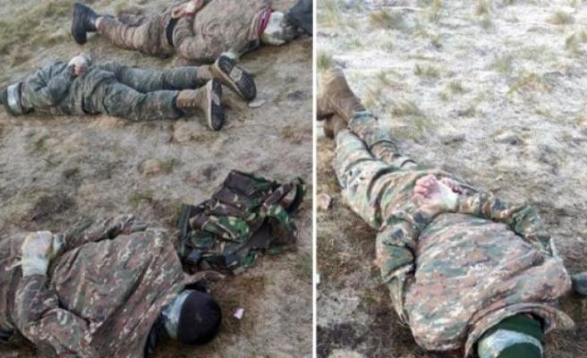 Azerbaycan Ordusu, Mayın Döşeyen Ermeni Askerleri Esir Aldı!