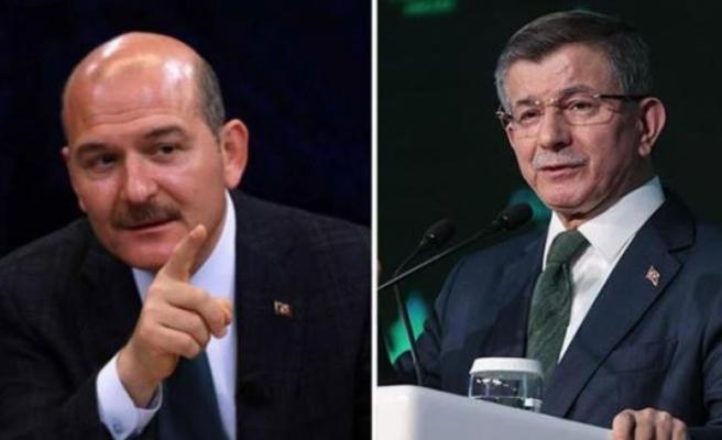 """Bakan Soylu: """"Davutoğlu, MKYK Üyelerine Hepinizin Odalarında Neler Konuştuğunu Biliyorum Dedi"""""""