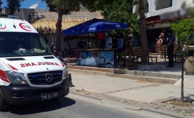 Bodrum'da Silahlı Saldırı; 2 Yaralı