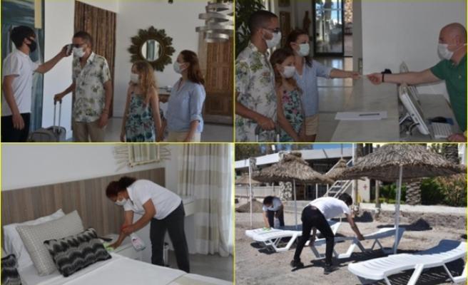 Bodrum Otelleri Yeni Sezon Öncesi Tüm Hazırlıklarını Tamamladı
