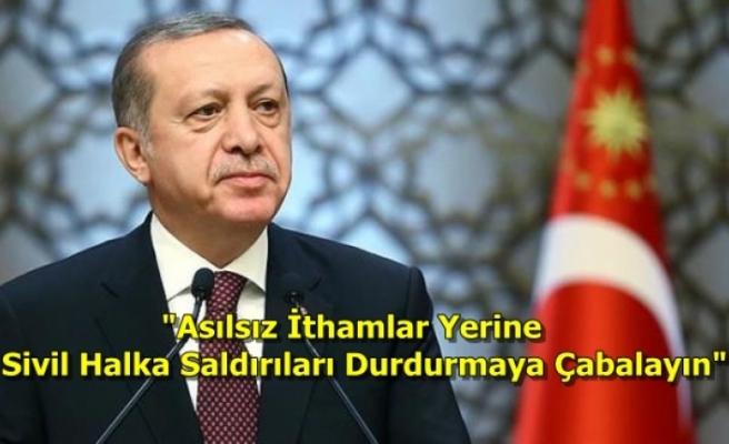 Dışişleri'nden ABD'nin Erdoğan'ı Hedef Alan Sözlerine Cevap Geldi!