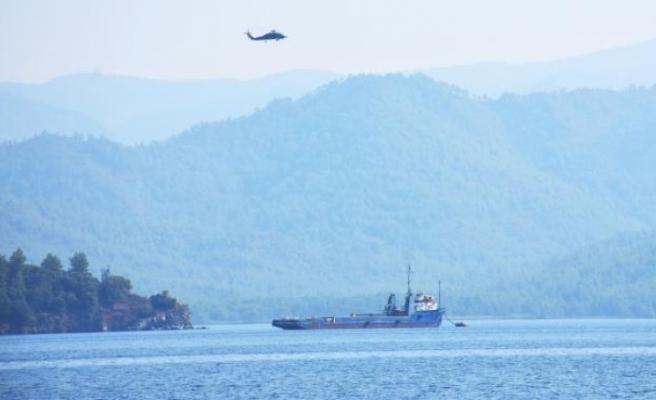 Marmaris'te Bir Ton Uyuşturucunun Ele Geçirildiği Commander Tide Gemisi Satışa Çıkarıldı