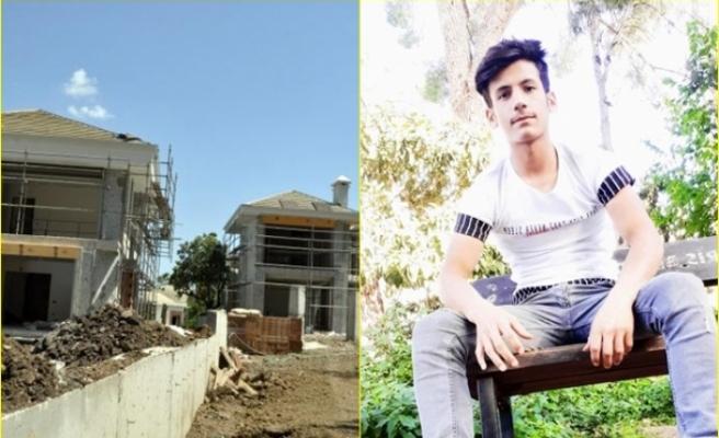 Marmaris'te Yüksekten Düşen 17 Yaşındaki İnşaat İşçisi Öldü, Firma Sahibi Gözaltına Alındı