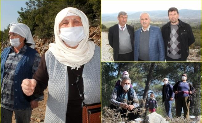 Menteşe'de Açılmak İstenen Mermer Ocağına Karşı 3 Köyün Mücadelesi Sonuç Verdi