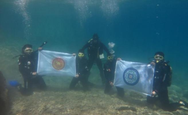 Muğla Büyükşehir Belediyesi İtfaiye Bünyesinde Su Altı Arama Kurtarma Ekibi Kuruyor