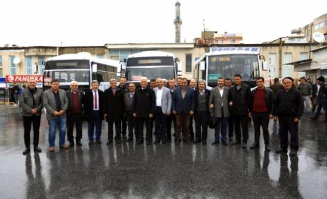 Muğla Büyükşehir Belediyesinden Esnafa Destek