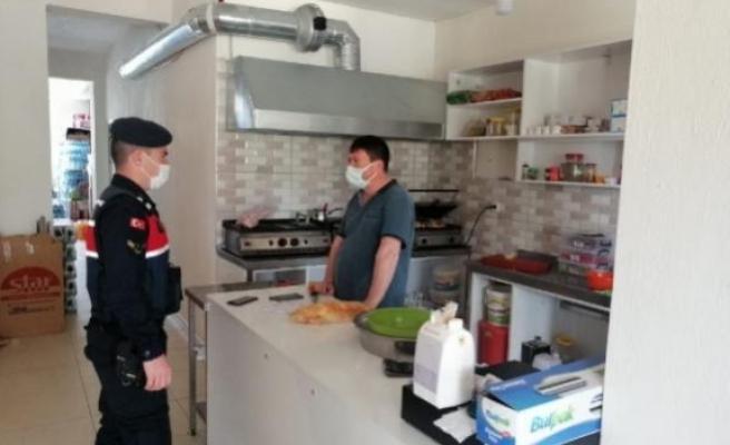 Muğla' da Koronavirüs Tedbirlerine Uymayanlara Ceza Yağdı