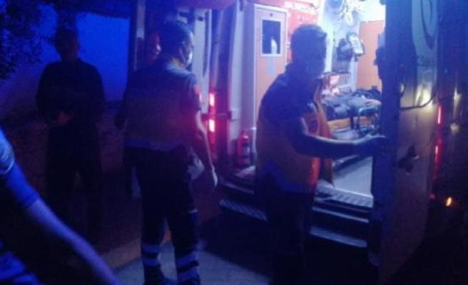 Muğla'da Parkta Bıçaklı Kavga 1 Yaralı