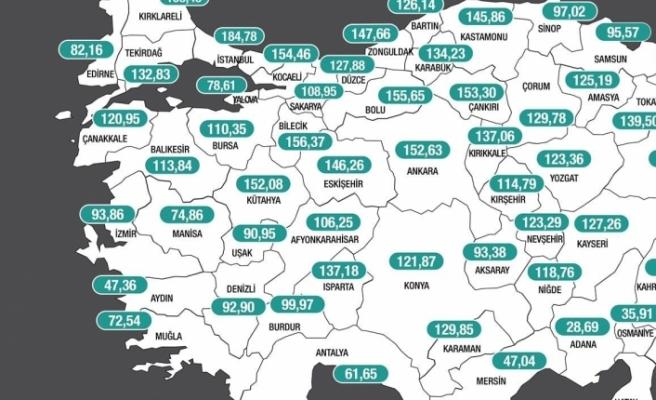 """Muğla'da Vaka Sayısının """"1 Haziran Hedefi"""" İle Aynı Oranda Azalması Halkın Güvenini Sıfırladı!"""