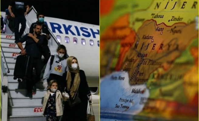 Nijerya, Türkiye'den Gelen Yolcuları Ülkeye Almayacağını Duyurdu