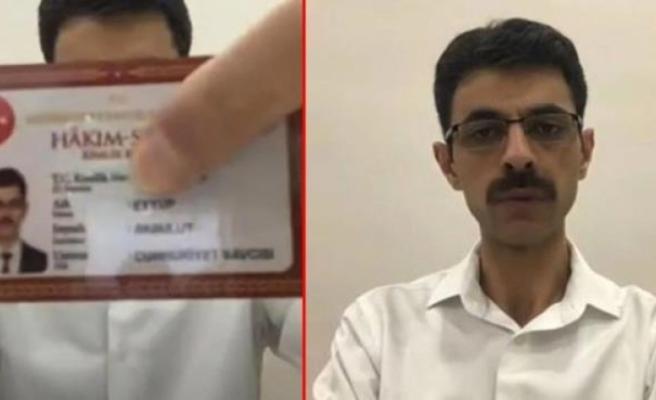 Salgın Tedbirlerini Eleştiren Viranşehir Savcısı Eyüp Akbulut Geçici Olarak Görevden Uzaklaştırıldı