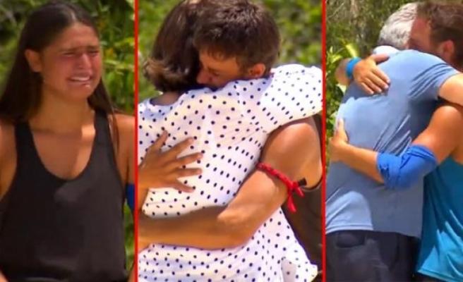 Survivor 2021'de Gözyaşları Sel Oldu! Aile Ödülü İçin Yarıştılar, Geriden Gelen Takım Kazandı
