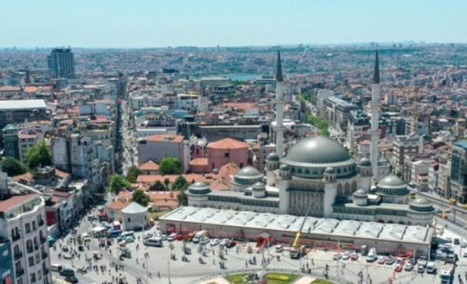 Taksim Camii Açıldı! Özellikleriyle Selçuklu ve Osmanlı Geleneğini Sürdürüyor