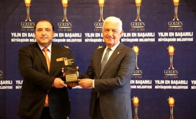 30 Büyükşehir Belediyesi Arasındaki Birincilik Ödülü Muğla'ya Verildi