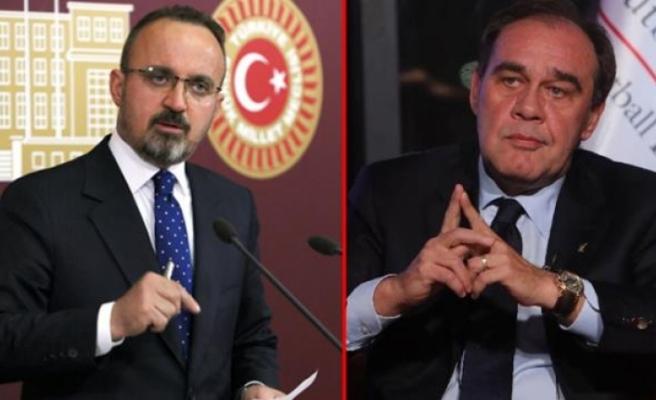 """AK Partili Bülent Turan, Sedat Peker'in Demirören İddiasını Yanıtladı: """"Her Günün Faizi Ödenecektir"""""""