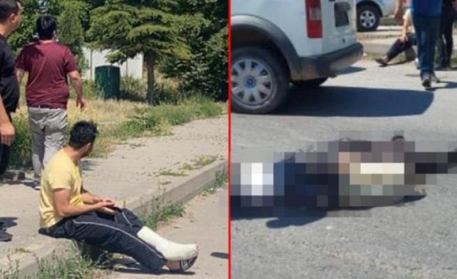 Alçılı Ayağıyla Kullandığı Otomobil, Bir Kadının Ölümüne Neden Oldu