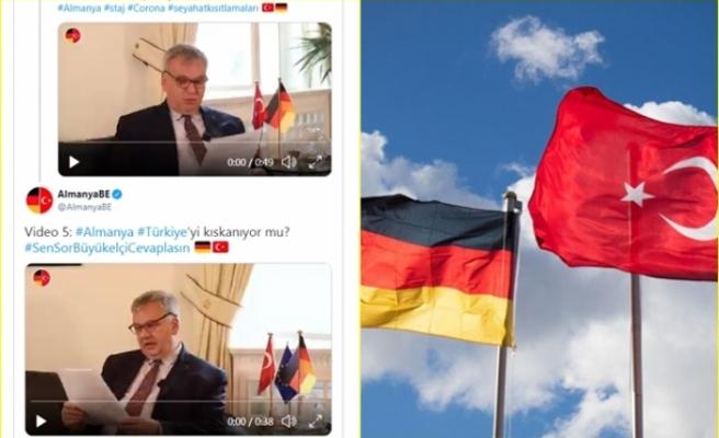 """Almanya'nın Ankara Büyükelçisi Jürgen Schulz: """"Almanya'nın Türkiye'yi Kıskandığını Zannetmiyorum"""""""