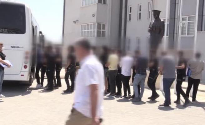 Aydın Merkezli Muğla Dahil 7 İlde Düzenlenen Dolandırıcılık Operasyonunda 14 Tutuklama
