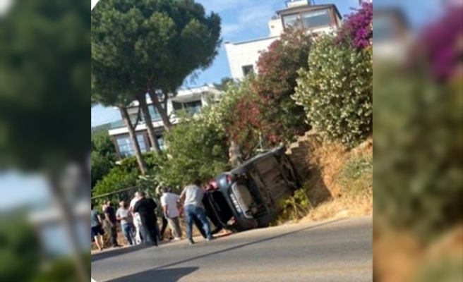 Bodrum'da Trafik Kazası: 4 Yaralı