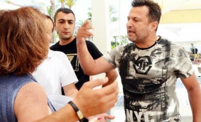 Bülent Uygun, Tatil Yaptığı Oteli Protesto Eden Çevrecilere Ağzına Geleni Söyledi