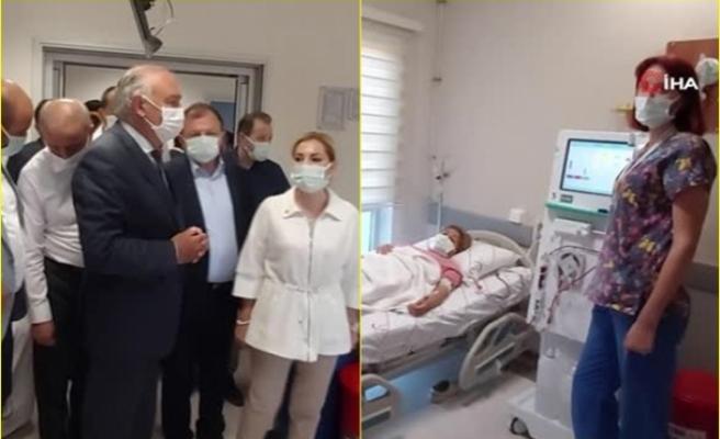 Datça'da Diyaliz Merkezi Hizmete Girdi