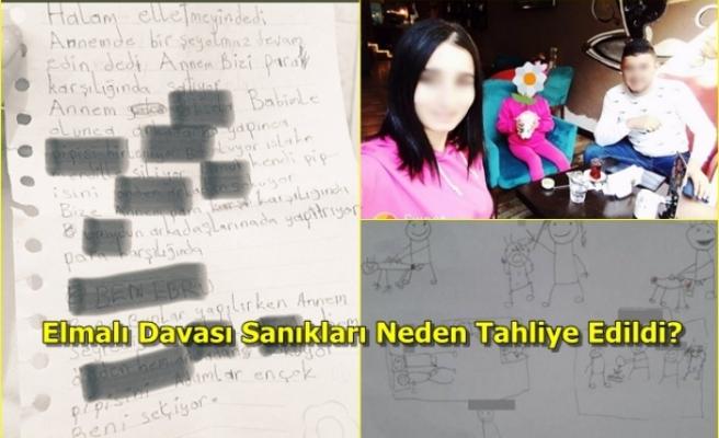 Elmalı Davası Türkiyeyi Ayağa Kaldırdı! 2 Küçük Çocuk İstismarı Resimlerle Anlattılar!