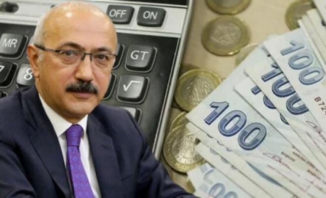 Hazine ve Maliye Bakanı Lütfi Elvan Tek Tek Sıraladı! Vergi Kanununda Değişikler Geliyor