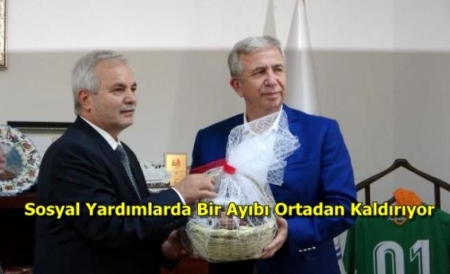 Mansur Yavaş'ın Yeni Projesi Türkiye'de Bir İlk Olacak!