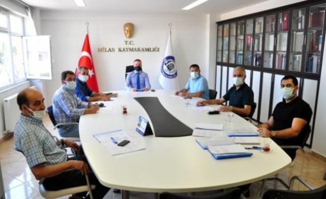 Milas OSB Yönetim Kurulu Toplantısı Yapıldı