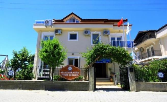 Muğla Büyükşehir Belediyesi'nin 100 Yaş Evleri Tekrar Faaliyete Başlıyor