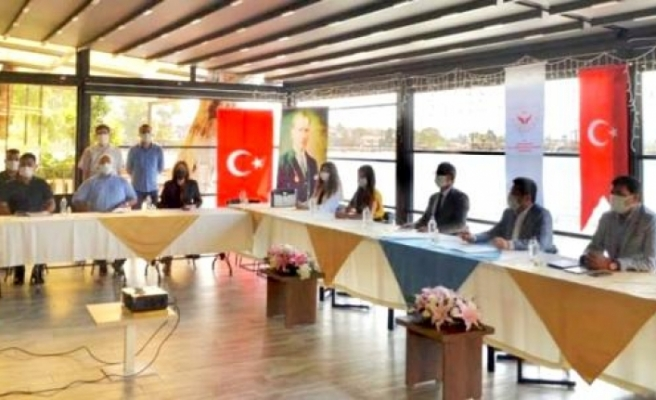 Muğla'da Kadına Yönelik Şiddetle Mücadele Ulusal Eylem Planı ve İl Eylem Planı Kapsamında Toplantı Düzenlendi