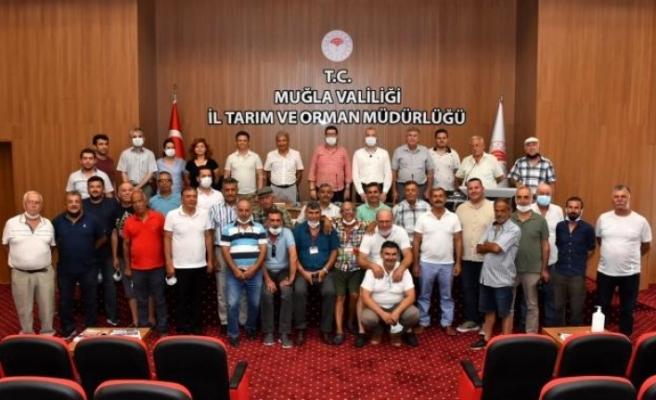 Muğla'da Su Ürünleri Kooperatifleri İstişare Toplantısı Yapıldı