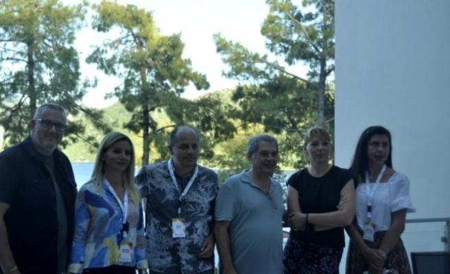 Romanyalı Gazeteciler Marmaris'i Sevdi