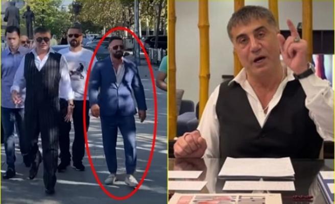 Sedat Peker'in Uyuşturucu Kaçakçılığı Yaptığı İddia Edilen Arkadaşı Boban Tomovski Gözaltına Alındı