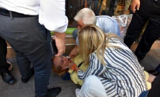Süleyman Demirel'in Manevi Kızı İYİ Partili Aylin Cesur, Marmaris'te Hayat Kurtardı