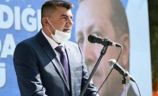AKP'li İsim İstifasını Duyurdu!