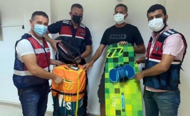 Bodrum'da Sörf Malzemesi Hırsızlığına 2 Gözaltı