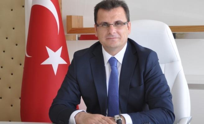 Dalaman Tenis Kulübü, Kaymakam Ali Güldoğan'ı Makamında Ziyaret Etti