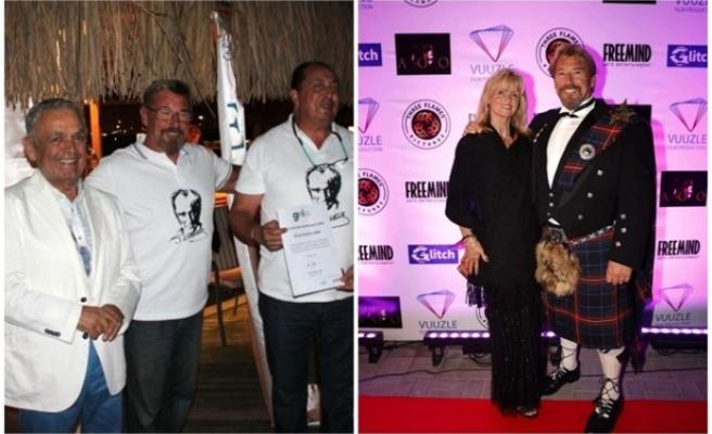 Dünyaca Ünlü İskoçyalı Aktör Mike Mitchell, Fethiye'de Hayatını Kaybetti