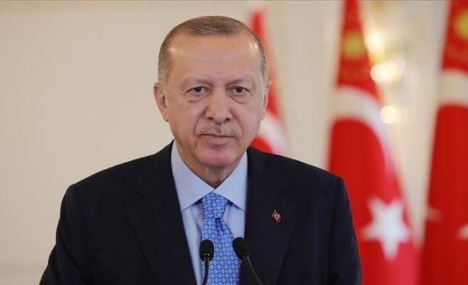 Erdoğan'dan AKP'lilere: Harekete Geçin. Erken Kalkan Yol Alır